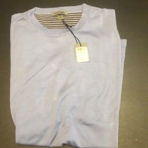 Men's short sleeve 100% silk knit shirt